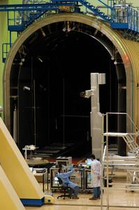 Laboratório de Integração e Testes do Instituto Nacional de Pesquisas Espaciais, em São José dos Campos: mais 14 mil metros quadrados de área