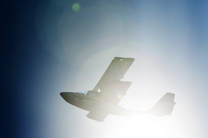 O Super Petrel LS fabricado pela  Scoda Aeronáutica faz parte de uma subcategoria dos aviões experimentais que são vendidos já montados