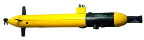 Pirajuba: testes no mar de Ubatuba (SP). A versão para estudar plânctons tem 2,20 m de comprimento