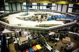 O Laboratório Nacional de Luz Síncroton