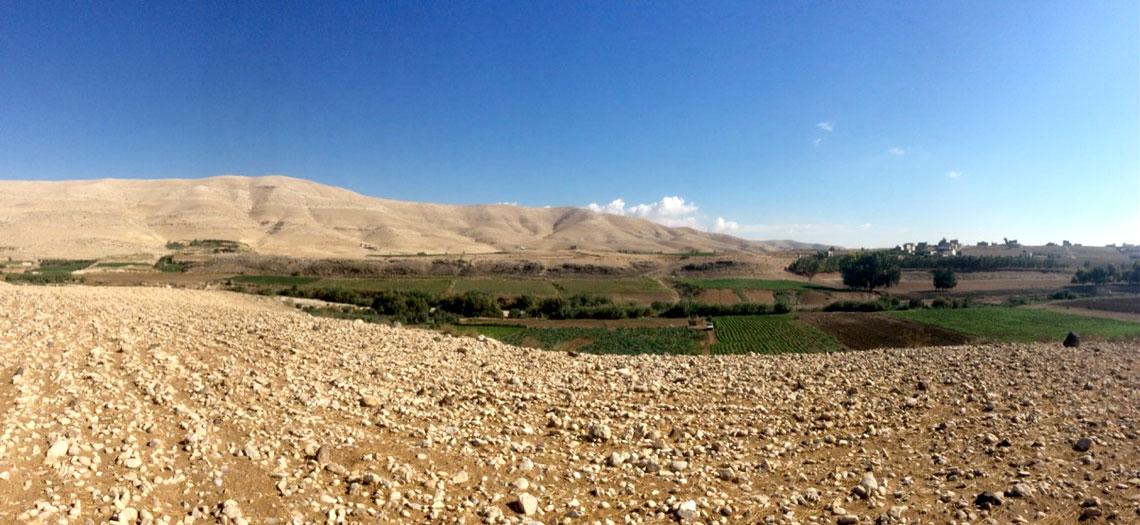 Achado na Jordânia indica que homem pode ter saído da África 400 mil anos antes do que se pensava