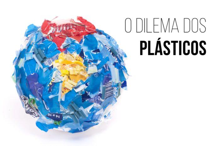 Estima-se que 8,9 bilhões de toneladas de plásticos já foram produzidas no mundo desde meados do século passado, quando o material começou a ser fabricado em escala industrial. Dois terços desse total viraram lixo