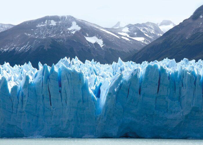 Glacial na Patagônia chilena