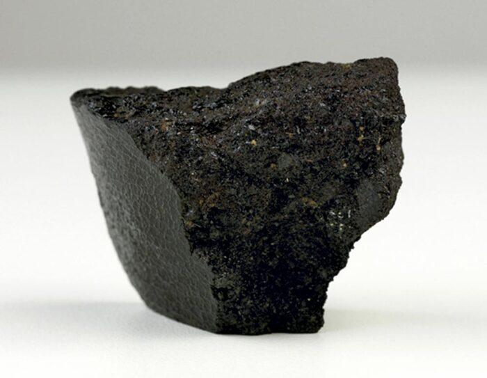 El meteorito Angra dos Reis...