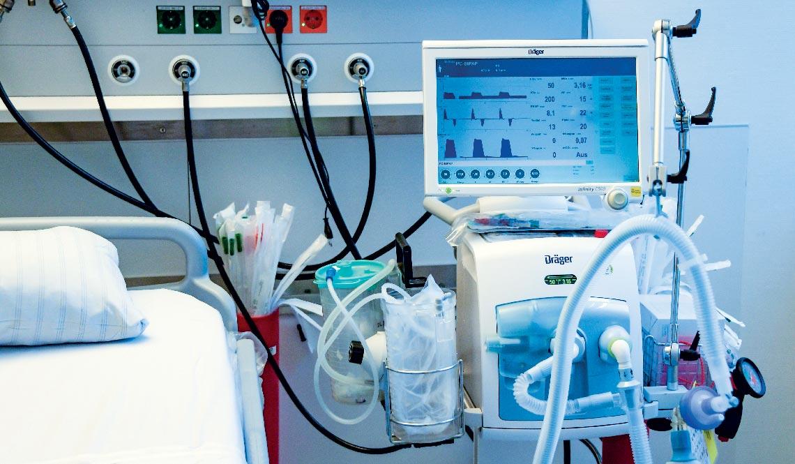 Respiradores vitais | Revista Pesquisa Fapesp