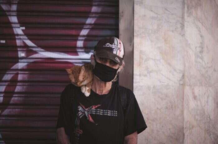 Homem em situação de rua, Liberdade